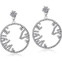 ear-rings woman jewellery Luca Barra LBOK672
