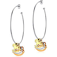 ear-rings woman jewellery Luca Barra LBOK682