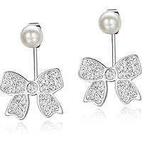 ear-rings woman jewellery Luca Barra LBOK684