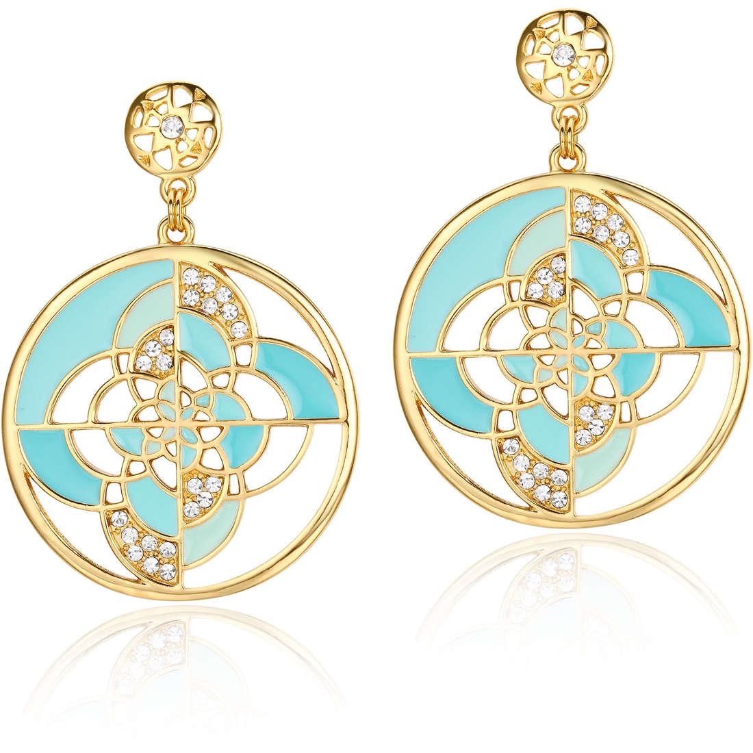 ear-rings woman jewellery Luca Barra LBOK685