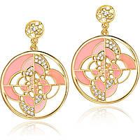 ear-rings woman jewellery Luca Barra LBOK686
