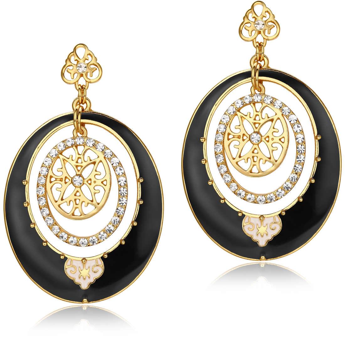 ear-rings woman jewellery Luca Barra LBOK689
