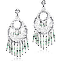 ear-rings woman jewellery Luca Barra LBOK692