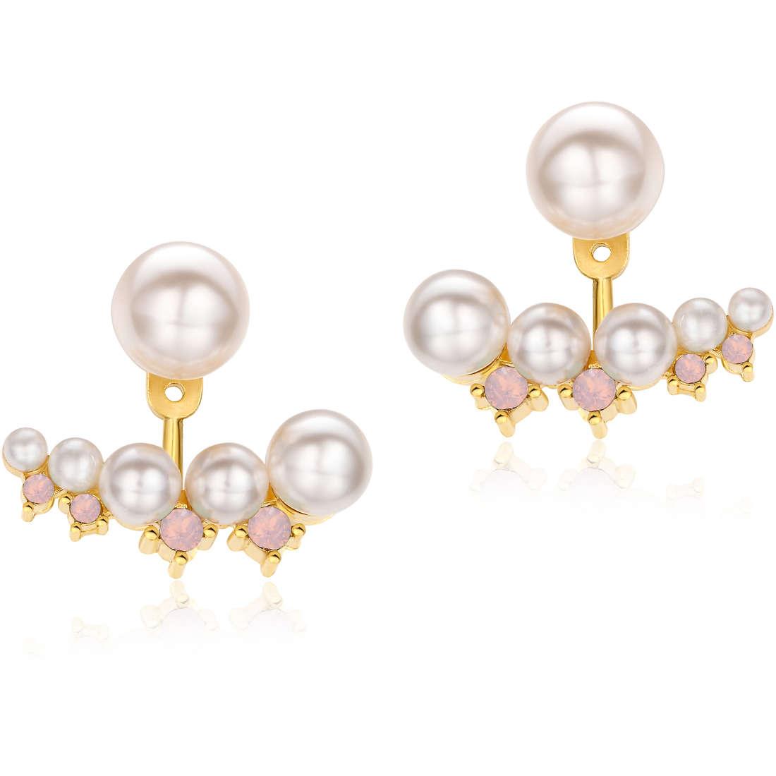 ear-rings woman jewellery Luca Barra LBOK693