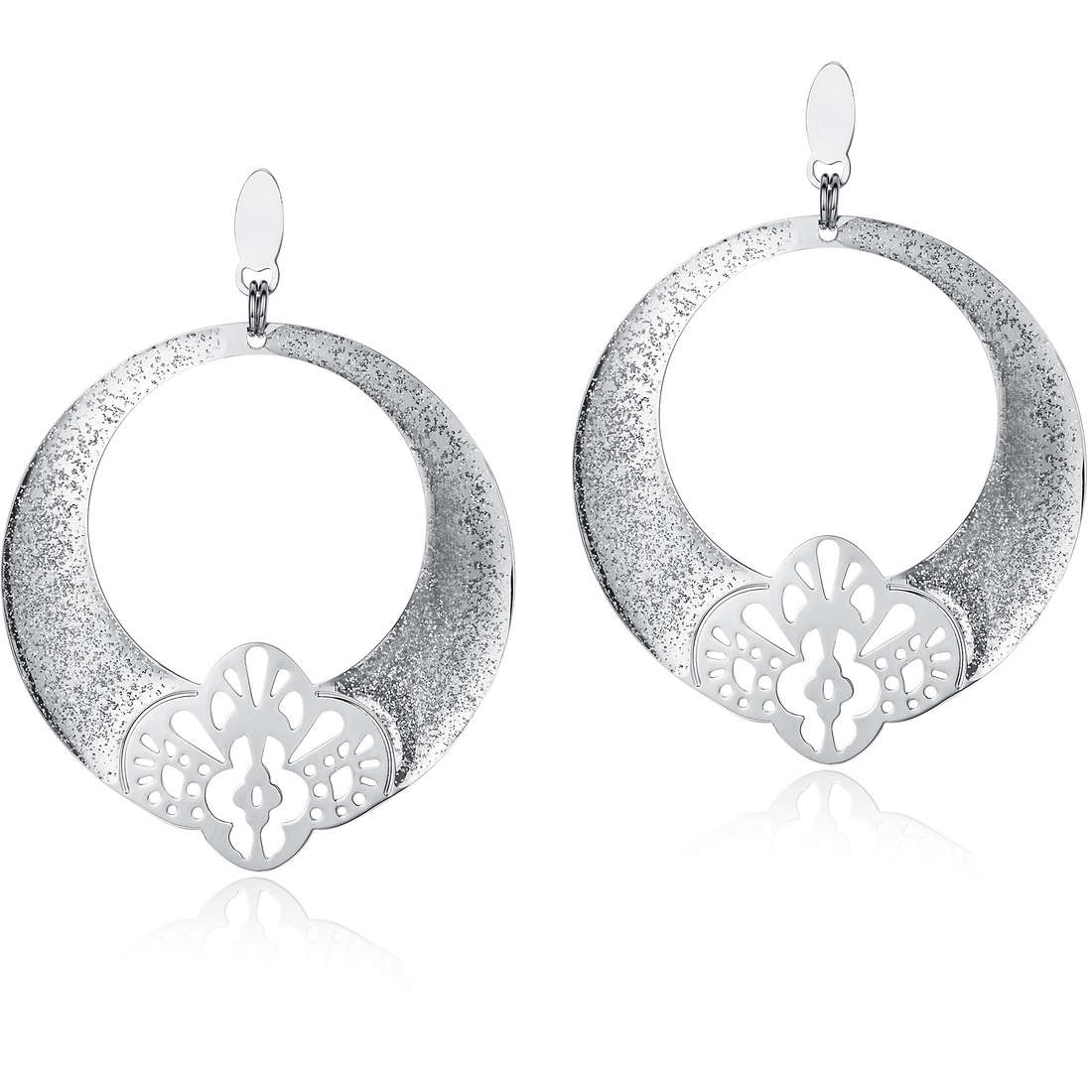 ear-rings woman jewellery Luca Barra LBOK696