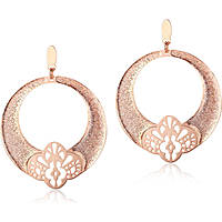ear-rings woman jewellery Luca Barra LBOK697