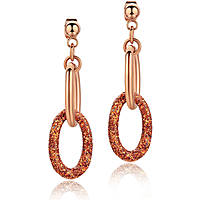 ear-rings woman jewellery Luca Barra LBOK709