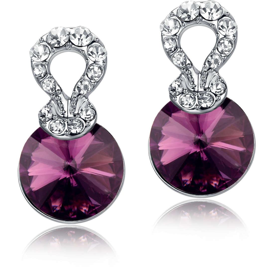 ear-rings woman jewellery Luca Barra LBOK731