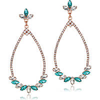 ear-rings woman jewellery Luca Barra LBOK760