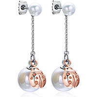 ear-rings woman jewellery Luca Barra LBOK775