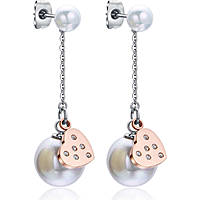 ear-rings woman jewellery Luca Barra LBOK776