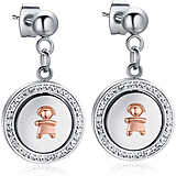 ear-rings woman jewellery Luca Barra LBOK778