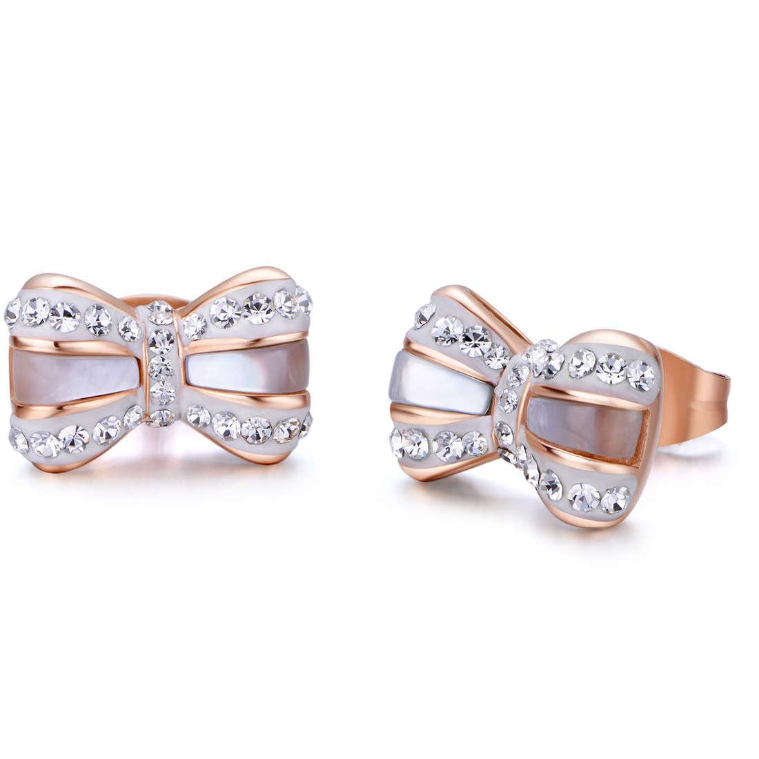 ear-rings woman jewellery Luca Barra LBOK782
