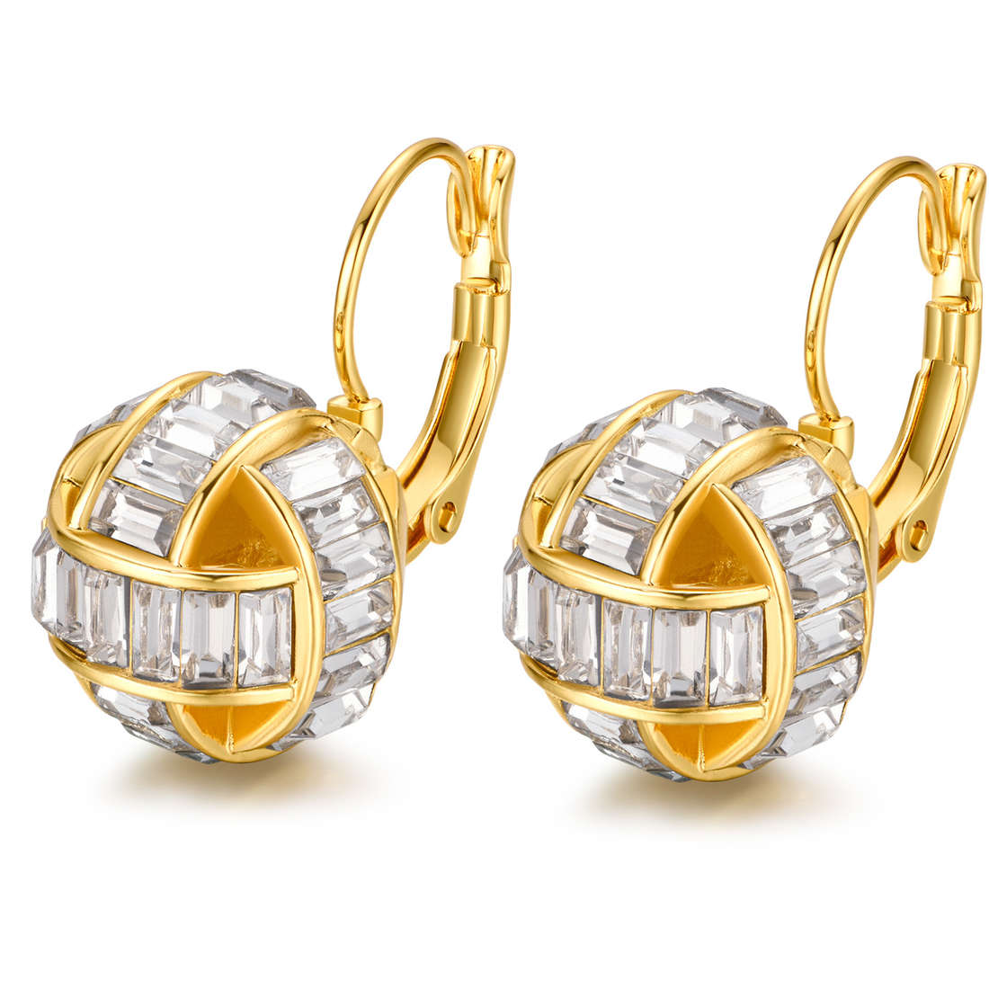 ear-rings woman jewellery Luca Barra LBOK788