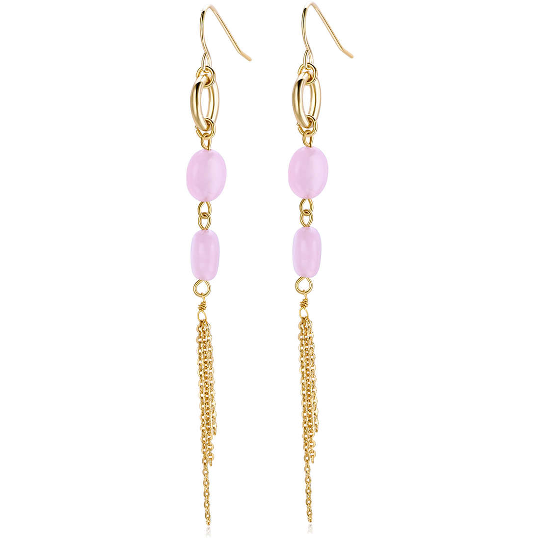 ear-rings woman jewellery Luca Barra LBOK792