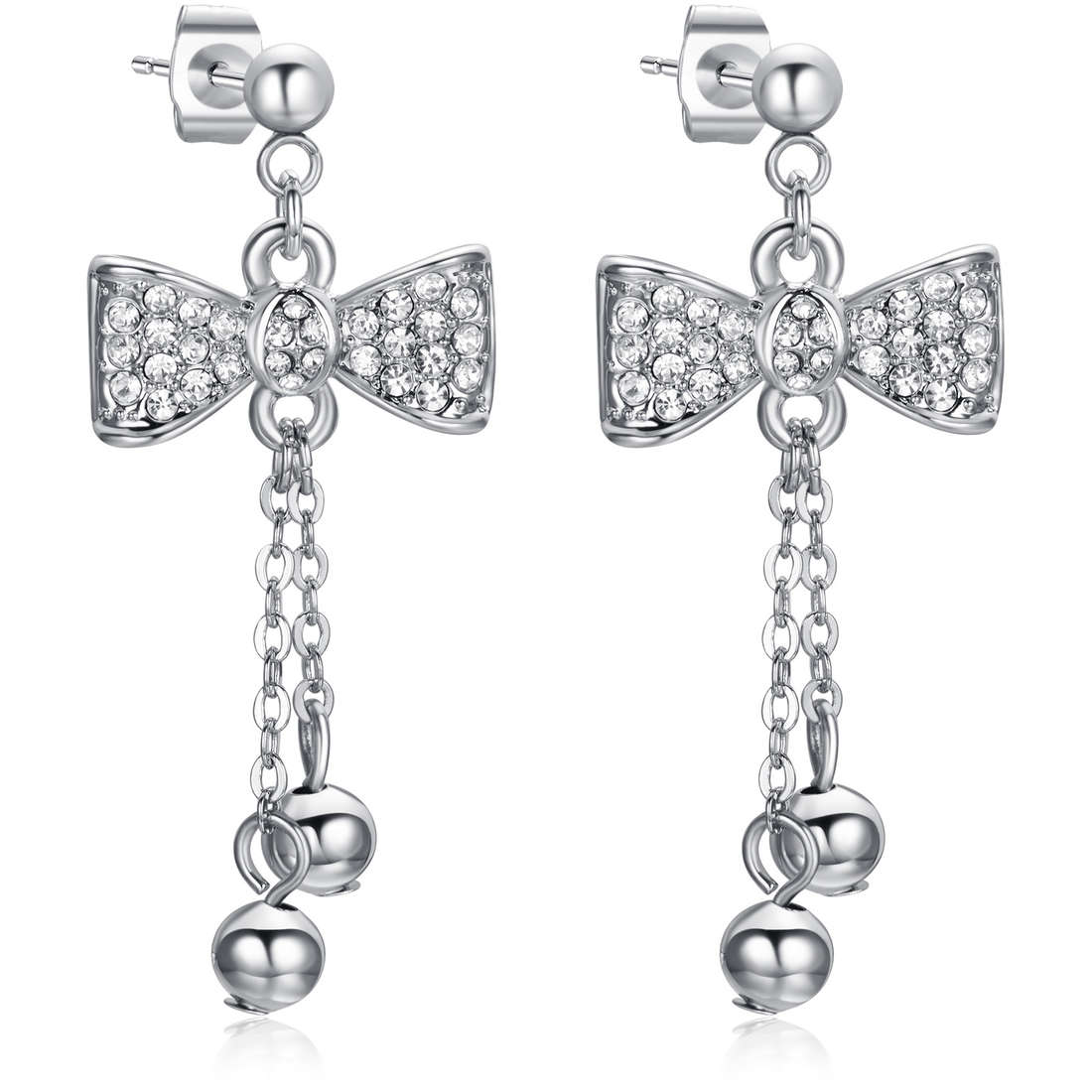 ear-rings woman jewellery Luca Barra LBOK793