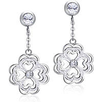 ear-rings woman jewellery Luca Barra LBOK811