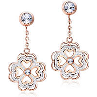 ear-rings woman jewellery Luca Barra LBOK812