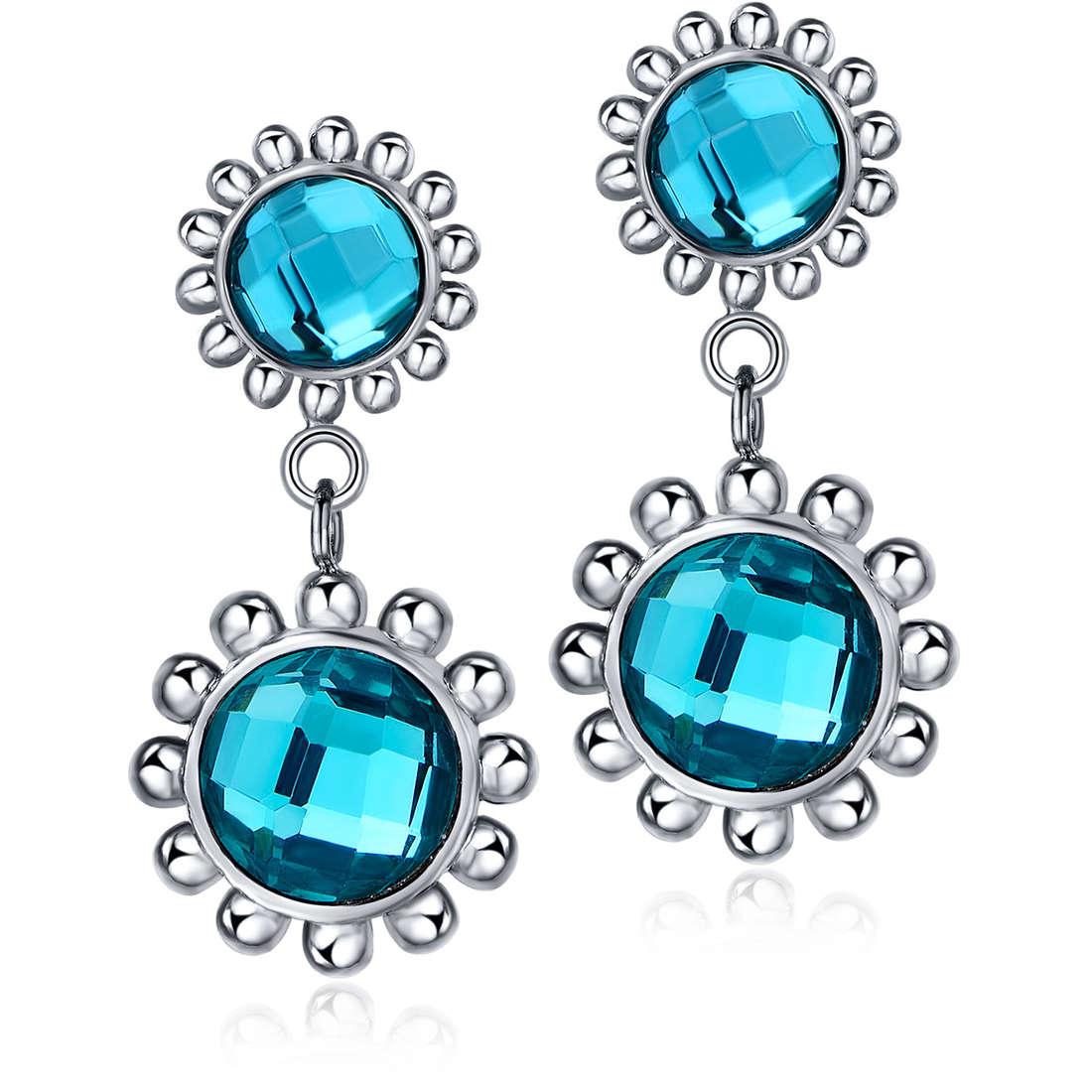 ear-rings woman jewellery Luca Barra LBOK827