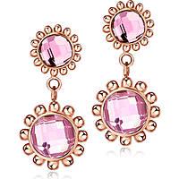 ear-rings woman jewellery Luca Barra LBOK828
