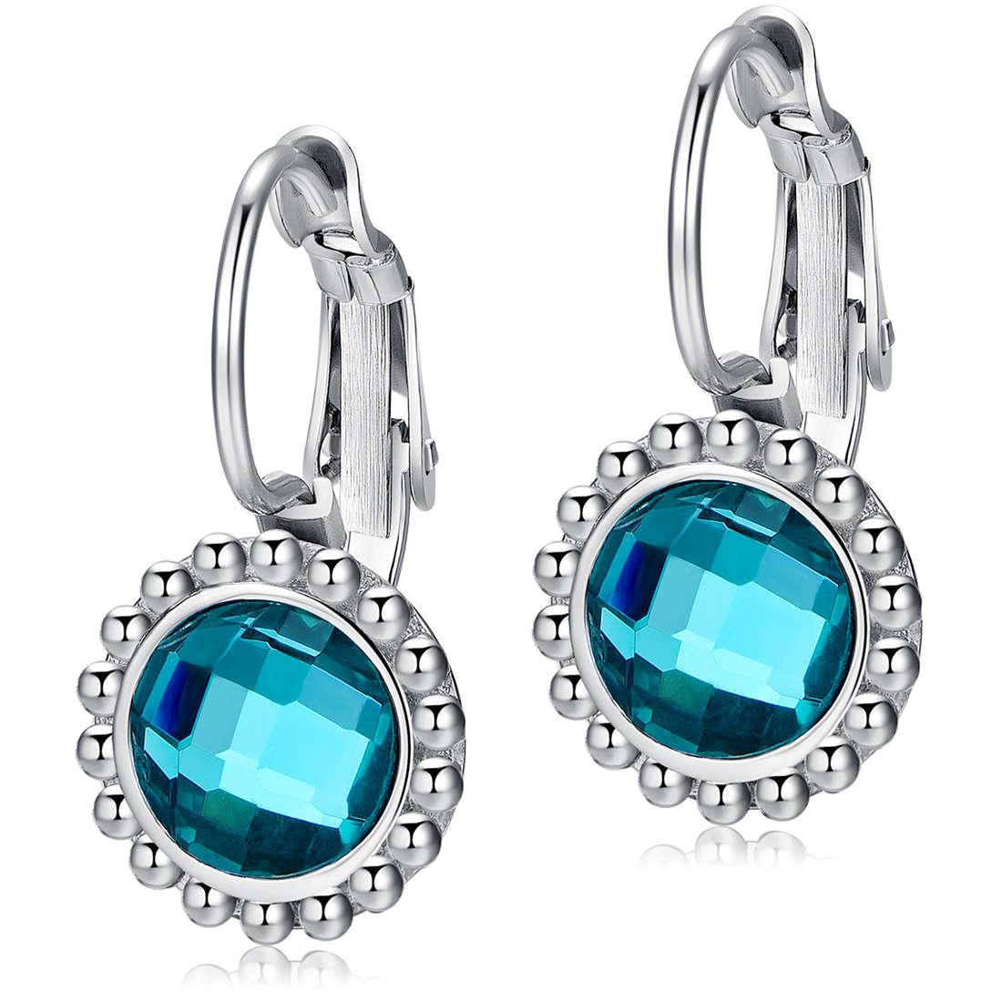 ear-rings woman jewellery Luca Barra LBOK830