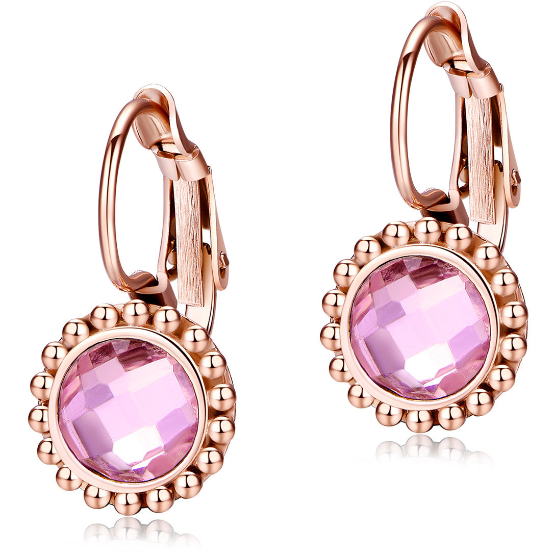 ear-rings woman jewellery Luca Barra LBOK831