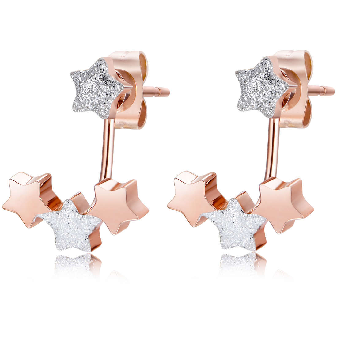 ear-rings woman jewellery Luca Barra LBOK834