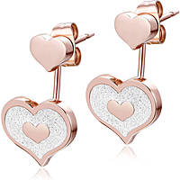 ear-rings woman jewellery Luca Barra LBOK837