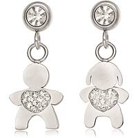 ear-rings woman jewellery Luca Barra LBOK898
