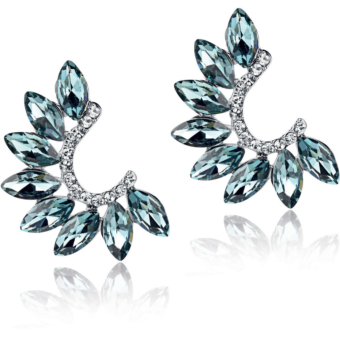 ear-rings woman jewellery Luca Barra Madelaine LBOK729
