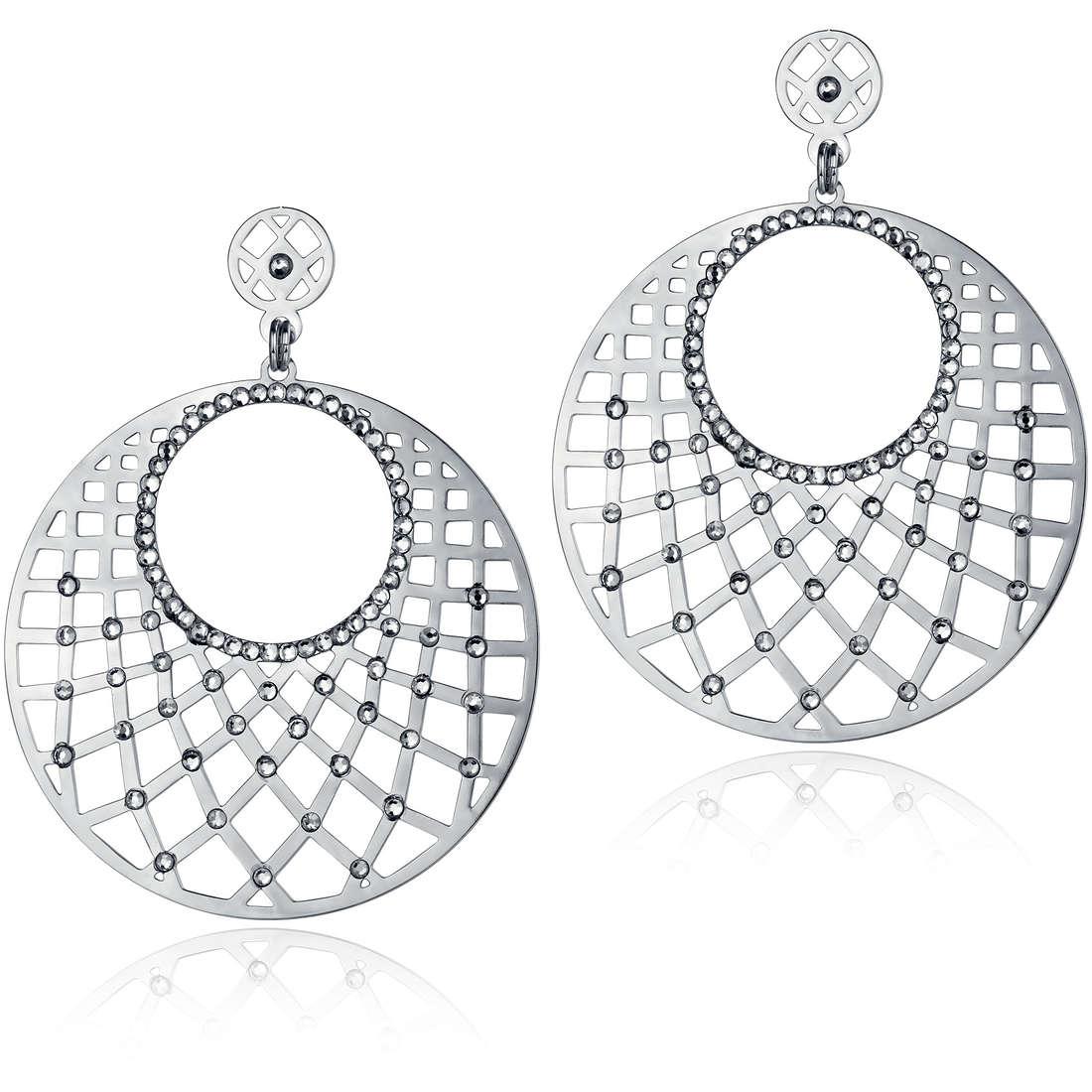 ear-rings woman jewellery Luca Barra Mia LBOK714