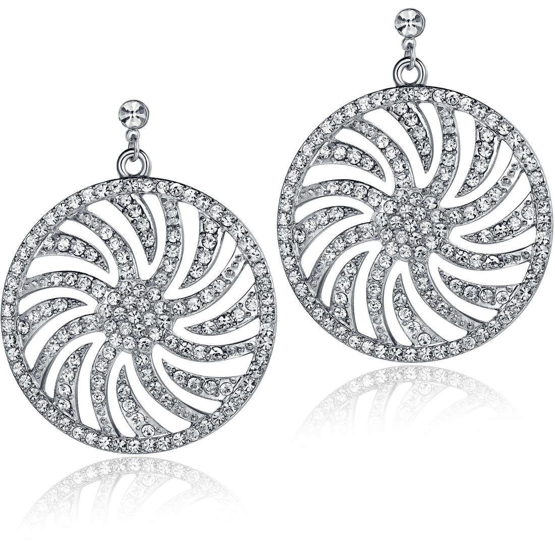ear-rings woman jewellery Luca Barra Rachel LBOK725