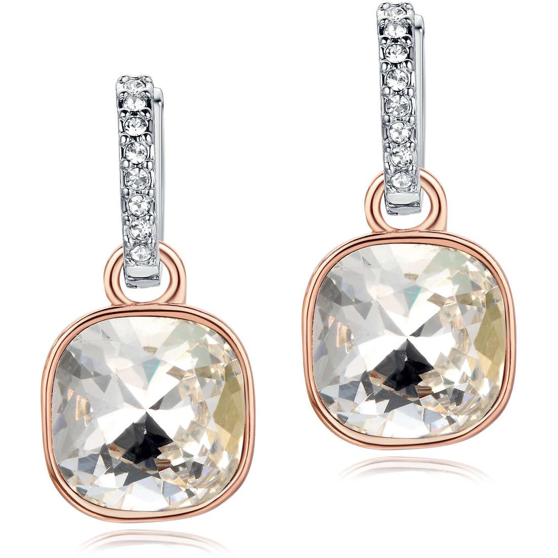 ear-rings woman jewellery Luca Barra Sheila LBOK740
