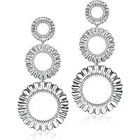 ear-rings woman jewellery Luca Barra Spirit LBOK845