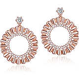 ear-rings woman jewellery Luca Barra Spirit LBOK850