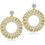 ear-rings woman jewellery Luca Barra Spirit LBOK851