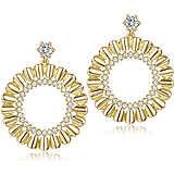 ear-rings woman jewellery Luca Barra Spirit LBOK851