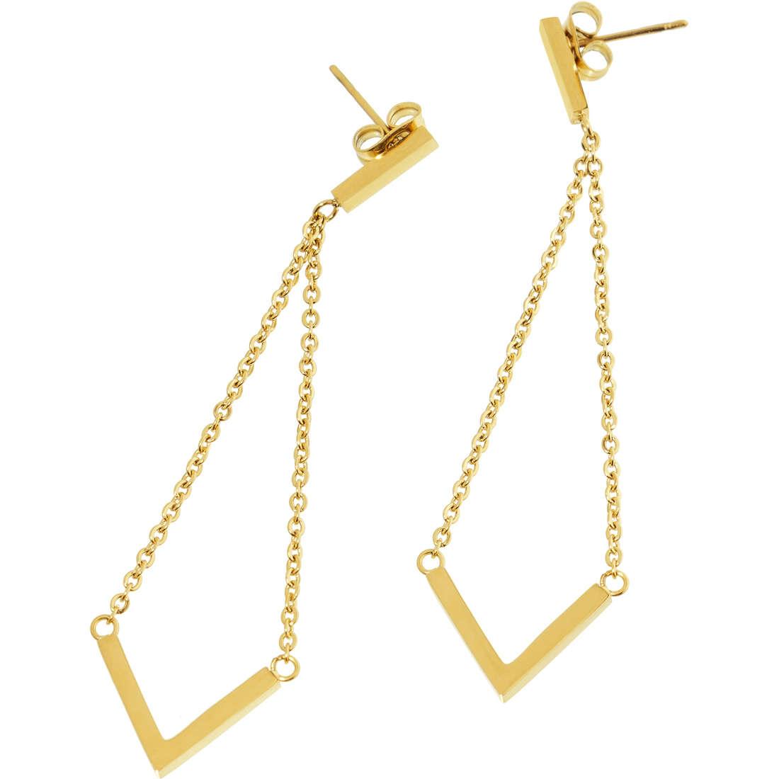 ear-rings woman jewellery Marlù Woman Chic 2OR0036G