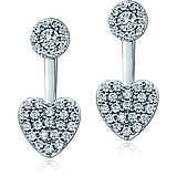 ear-rings woman jewellery Melitea Cuori MO106