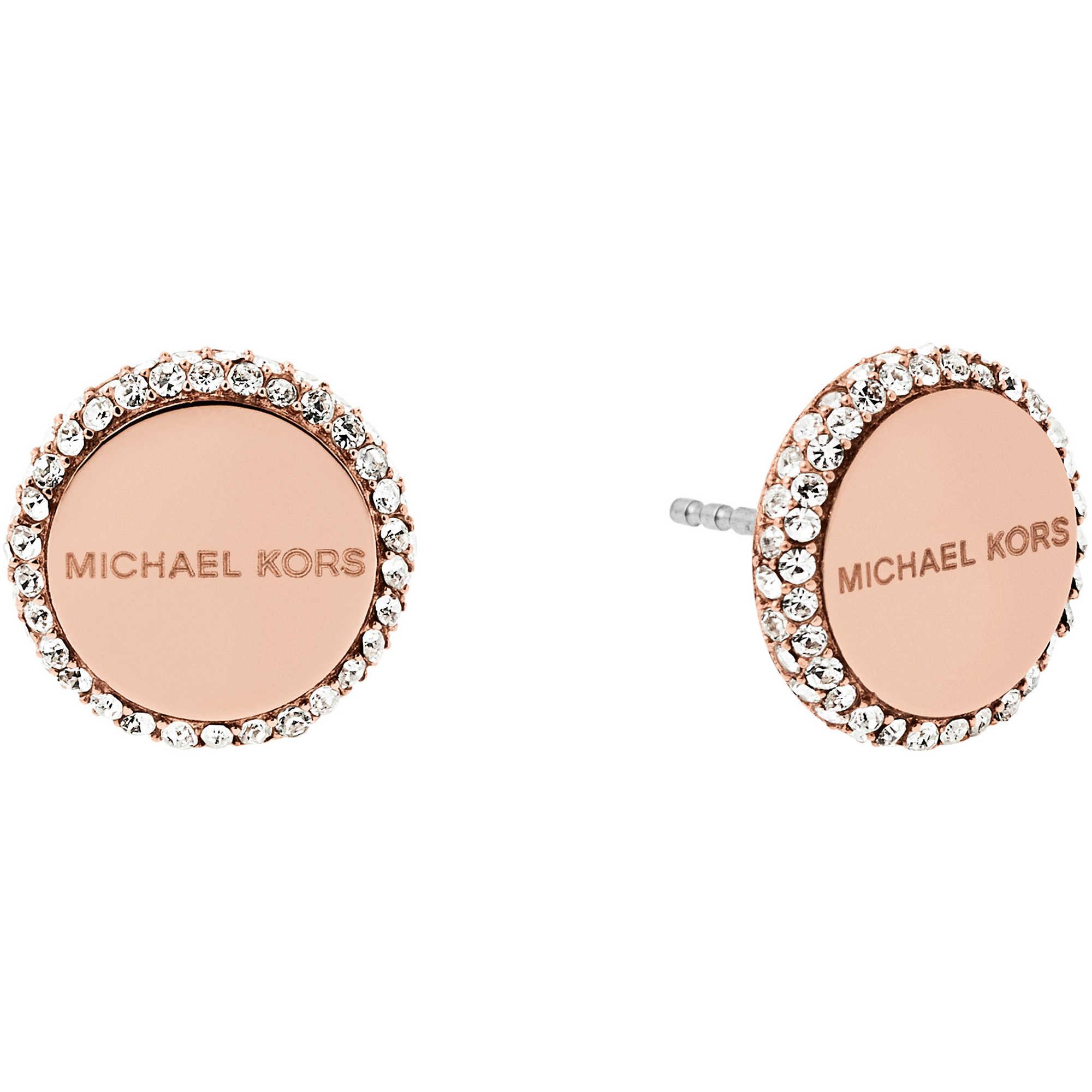 8443aaaef ear-rings woman jewellery Michael Kors Logo MKJ6183791 earrings ...