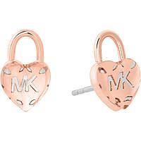 ear-rings woman jewellery Michael Kors Logo MKJ7023791
