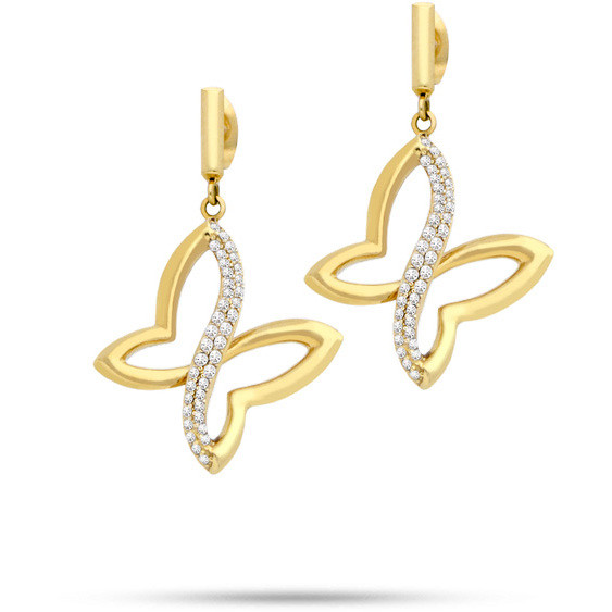ear-rings woman jewellery Morellato Battito SAHO08