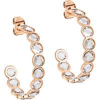 ear-rings woman jewellery Morellato Cerchi SAKM33