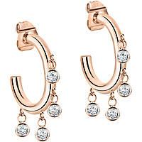 ear-rings woman jewellery Morellato Cerchi SAKM54