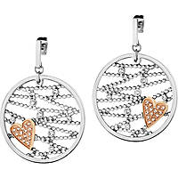 ear-rings woman jewellery Morellato Cuore Mio SADA06