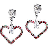 ear-rings woman jewellery Morellato Cuori SAIV03