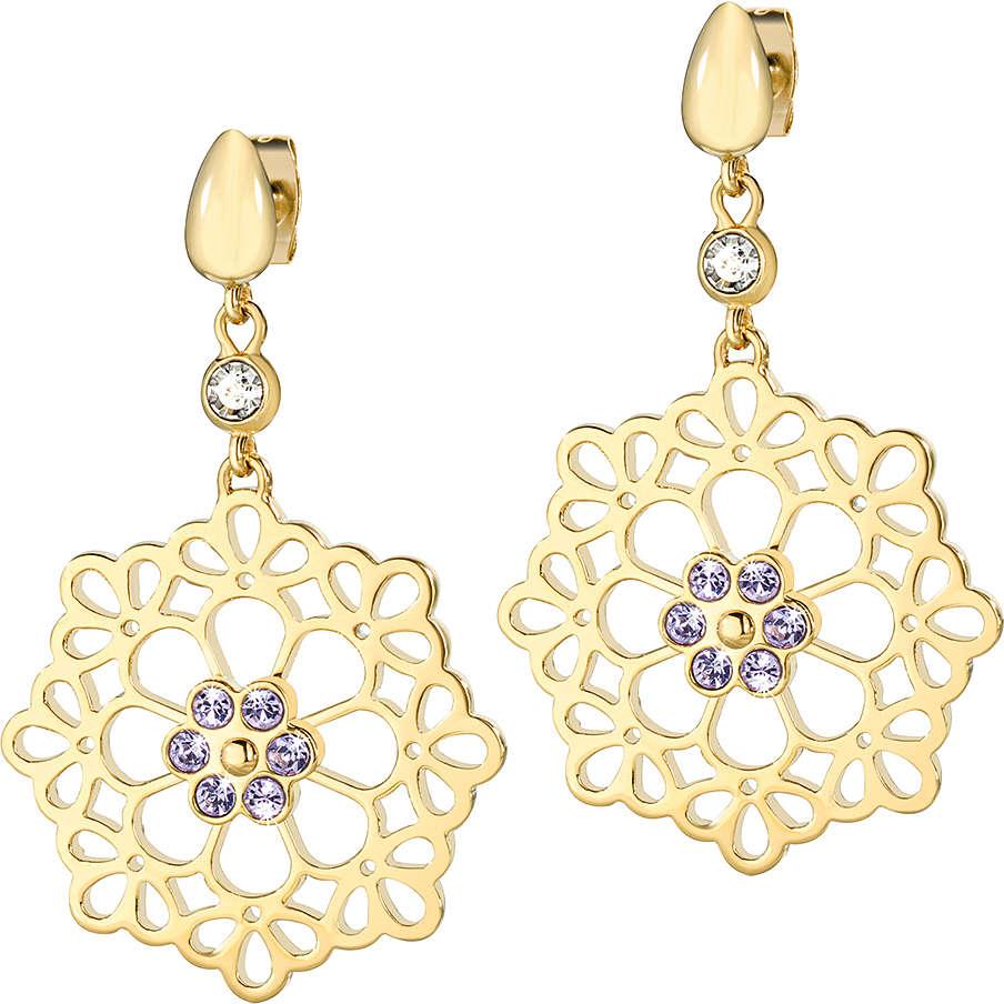ear-rings woman jewellery Morellato Kaleido SADY03