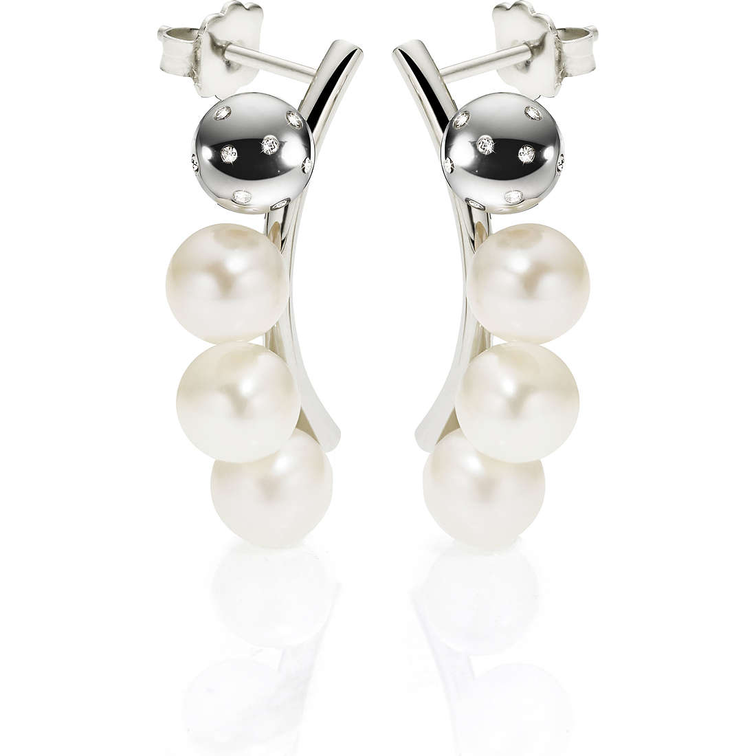 ear-rings woman jewellery Morellato Lunae SADX09
