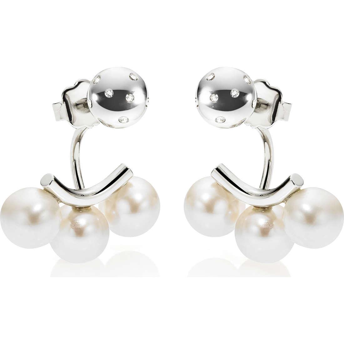 ear-rings woman jewellery Morellato Lunae SADX10
