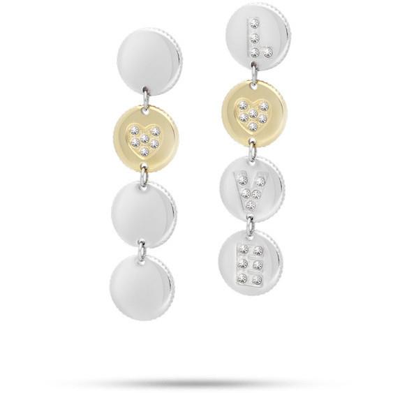 ear-rings woman jewellery Morellato Monetine SAHQ04